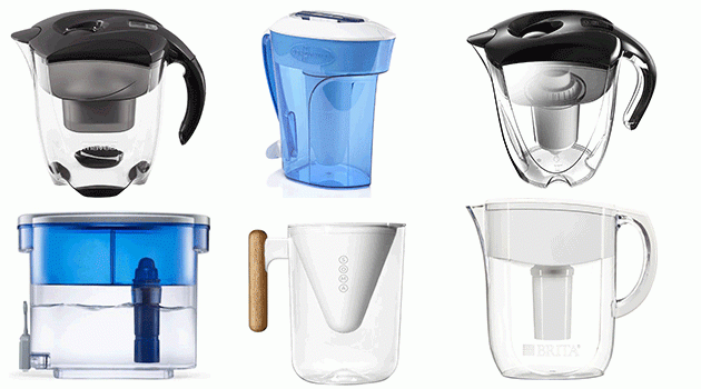 best water filter pticher